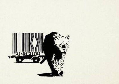 Banksy, 'Bar Code', 2004