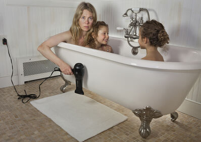 Susan Copich, 'Bath Time'