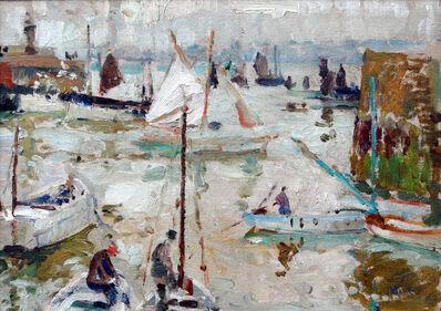 JOHN ANTHONY PARK, 'St Ives Harbour'