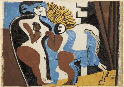 Le Corbusier, 'Circus', 1949