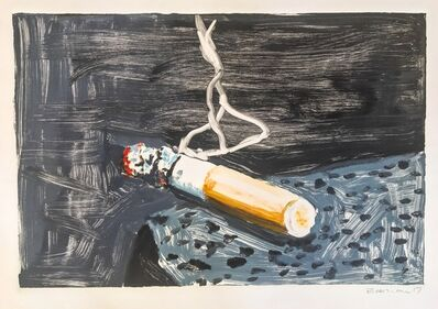 Richard Bosman, 'Cigarette', 2017