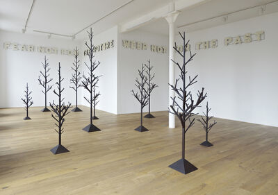 Peter Liversidge, 'Nineteen Trees'