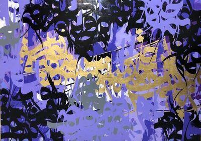 Babak Rashvand, 'Purple', 2019