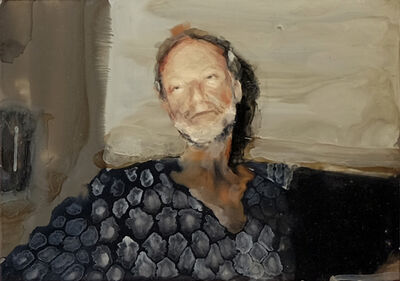 Geraldine Swayne, 'Room 300 at 3am ', 2018