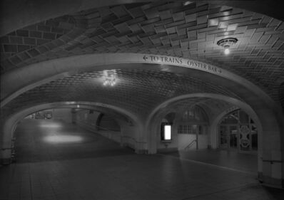 Michael Massaia, 'Ditch Light - Grand Central Station Project - 1:30am Whisper Room', 2016