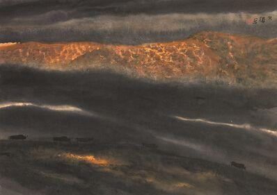 Jia Youfu, 'Golden Rays'
