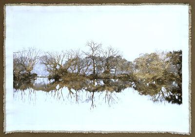 Bill Claps, 'Tree Silhouette, West Lake II', 2019