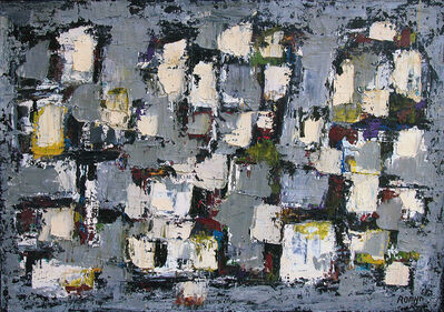 Gust Romijn, 'no title', 1957