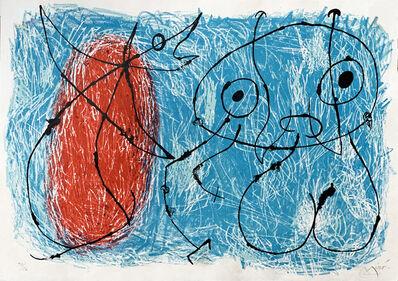 Joan Miró, 'Le Lezard aux plumes d'or ', 1967