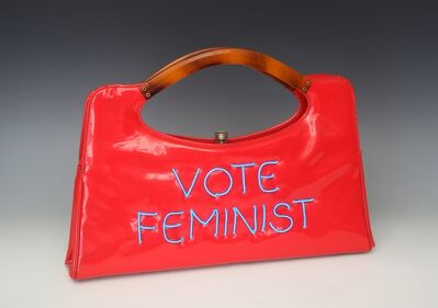 Michele Pred, 'Vote Feminist', 2018