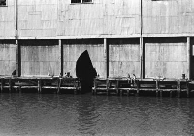 Alvin Baltrop, 'The Piers (With couple engaged in sex act)', 1975-1986