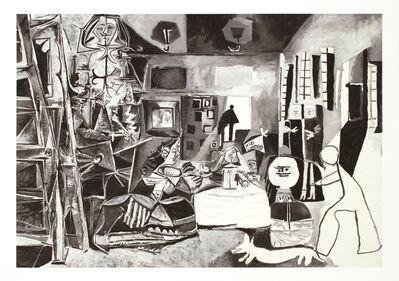 Pablo Picasso, 'Las Meninas', (Date unknown)