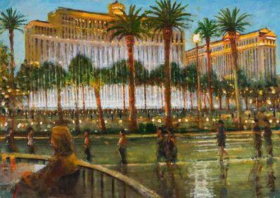 Clive McCartney, 'The Bellagio Fountains, Las Vegas', 2020
