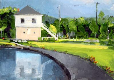 Simon Andrew, 'Kingston Mills', 2020