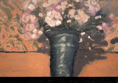 David Konigsberg, 'Black Vase', 2021