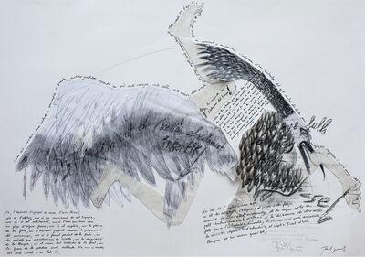 Ana DMatos, 'Palimpsest VIII', 2016