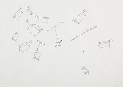 Piero Fogliati, 'Anemoni per la festa del vento'