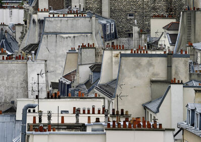 Michael Wolf, 'Paris Rooftop #1', 2014