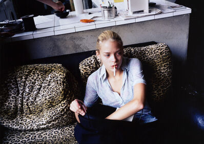 Nan Goldin, 'James waiting for fitting at Jean Colonna Showroom, Paris', 1995