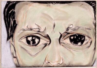 Francesco Clemente, 'Francesco Pellizzi's Eyes', ca. 1993