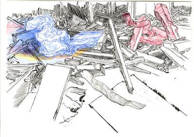 Mindaugas Lukošaitis, 'Composition 16', 2016