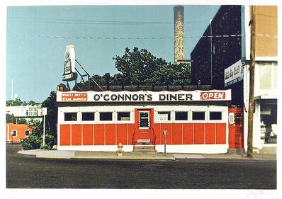 John Baeder, 'O'Connor's Diner', ca. 1980