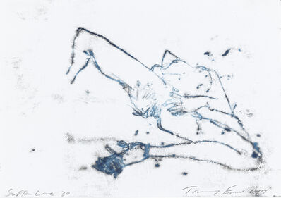 Tracey Emin, 'Those Who Suffer Love', 2009