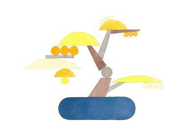 Chris Bogia, 'Bonsai (Dangling Yellow)', 2019