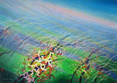 Don Ahn, 'Spring', 1998