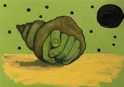 Tiz Creel, 'If hands were hermit crabs', 2020
