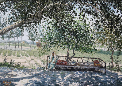 Dilorom Mamedova, 'Peace', 2006