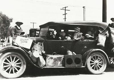 Dorothea Lange, 'Oklahoma Dust Bowl', 1935/1935