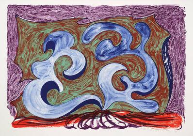 David Hockney, O.M., C.H., R.A., 'Rampant', 1991