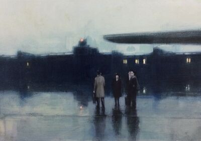 Ben McLaughlin, 'Where I'm Calling From', 2021