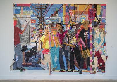 Mark Lewis (b.1959), 'Scene, (Street Fiction)', 2015-2016