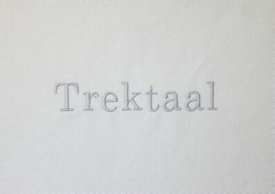 Lien Botha, 'Trektaal', 2019