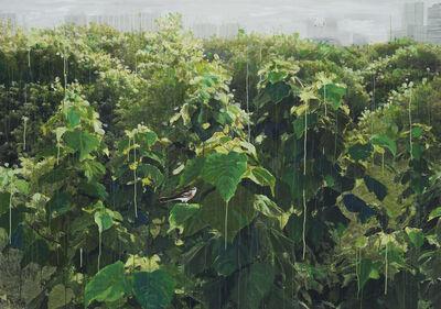 Honggoo Kang, 'Study of Green-Seoul-Vacant Lot-Yongsan', 2019