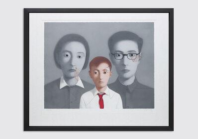 Zhang Xiaogang, 'My Big Family', 2003