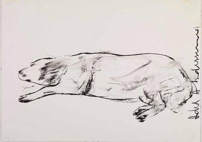 Adel Abdessemed, 'Labrador', 2015