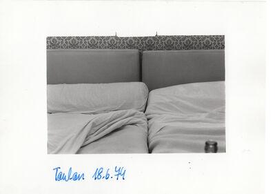 Friedl Kubelka, 'Reise (Voyage)', 1974