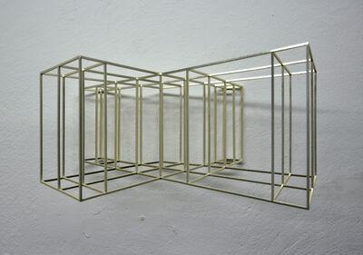 Paolo Cavinato, 'Wing #2 (silver) ', 2016