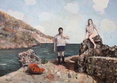 Philip Mueller, 'Beach resort Tiberio, Summer of no love south Nisyros', 2018