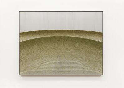 Mimi Jung, '111717 Moss Ellipses', 2020