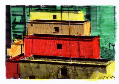 Felipe Morozini, 'The City that has Been Painted VI', 2007