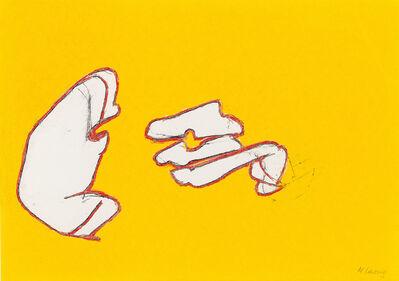 Maria Lassnig, 'Erwachen', 2007/2008