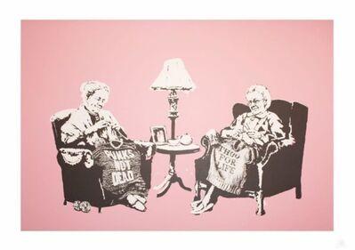 Banksy, 'Grannies ', 2006