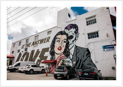 Jon Furlong, 'D*Face - Miami 2016', 2017