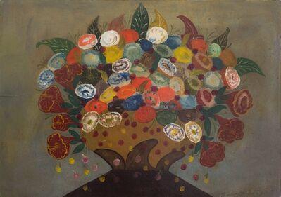 Hector Hyppolite, 'Fleurs de Mon Imagination', 1946