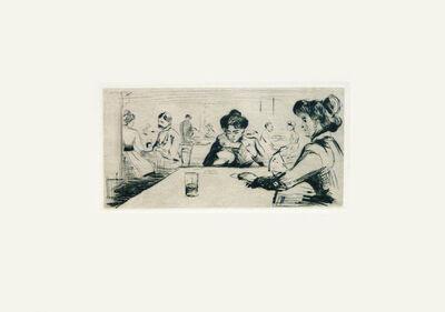 Edvard Munch, 'Hopfenblüt', 1902