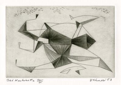 Dorothy Dehner, 'Bird Machine No. 2', 1953